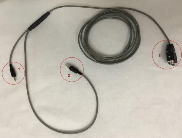 Noldus Cable Layout